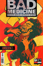 Image: Bad Medicine #2 - Oni Press Inc.