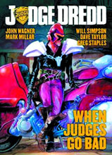 Image: Judge Dredd: When Judges Go Bad SC  - Rebellion / 2000AD