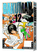 Image: Bakuman Vol. 12 SC  - Viz Media LLC