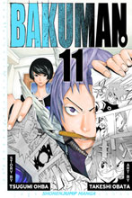 Image: Bakuman Vol. 11 SC  - Viz Media LLC