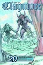 Image: Claymore Vol. 20 SC  - Viz Media LLC