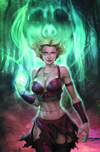 Image: Salem's Daughter: The Haunting SC  - Zenescope Entertainment Inc
