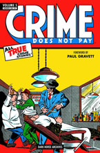 Image: Crime Does Not Pay Archives Vol. 05 HC  - Dark Horse Comics