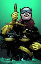 Image: Batman and Robin #21 (Batgirl) - DC Comics