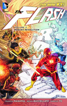 Image: Flash Vol. 02: Rogues Revolution HC  (N52) - DC Comics