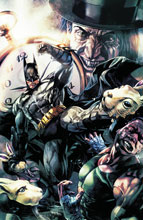 Image: Batman: Arkham Unhinged Vol. 02 HC  - DC Comics