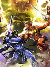 Image: He-Man and the Masters of the Universe Vol. 01 SC  - DC Comics