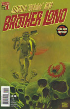 Image: 100 Bullets: Brother Lono #1 (variant cover) - DC Comics