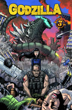 Image: Godzilla Vol. 03 SC  - IDW Publishing