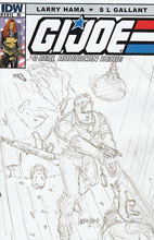Image: G.I. Joe: A Real American Hero #191 (10-copy incentive cover) - IDW Publishing