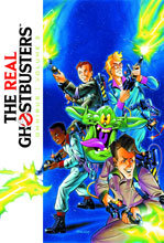 Image: Real Ghostbusters Omnibus Vol. 02 SC  - IDW Publishing