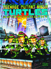 Image: Teenage Mutant Ninja Turtles Artobiography HC  - IDW Publishing