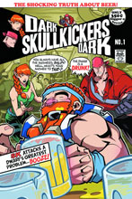 Image: Skullkickers #23 (cover A - Huang & Zub) - Image Comics