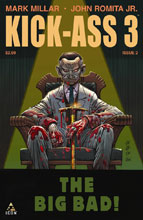 Image: Kick-Ass 3 #2 - Marvel Comics - Icon