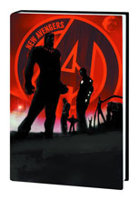 Image: New Avengers Vol. 01: Everything Dies HC  (NOW!) - Marvel Comics