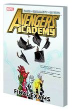 Image: Avengers Academy: Final Exams SC  - Marvel Comics