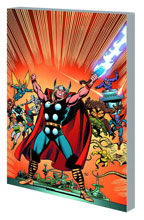 Image: Thor: Gods, Gladiators and The Guardians of the Galaxy SC  - Marvel Comics