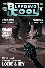 Image: Bleeding Cool Magazine #5 - Bleeding Cool