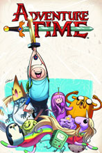 Image: Adventure Time Vol. 03 SC  - Boom! Studios