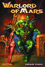 Image: Warlord of Mars Vol. 03 SC  - Dynamite
