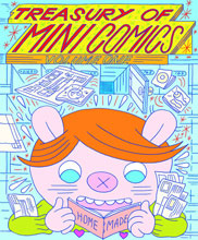 Image: Treasury of Mini Comics Vol. 01 HC  - Fantagraphics Books