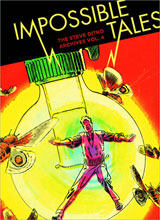 Image: Impossible Tales: The Steve Ditko Archives Vol. 04 HC  - Fantagraphics Books