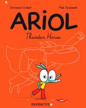 Image Ariol Vol 02 Thunder Horse SC