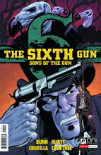 Image: Sixth Gun: Sons of the Gun #4 - Oni Press Inc.