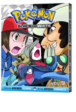 Image: Pokémon Black & White Vol. 09 SC  - Viz Media LLC