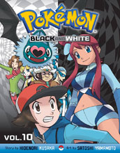 Image: Pokémon Black & White Vol. 10 SC  - Viz Media LLC