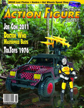 Image: Tomart's Action Figure Digest #201 - Tomart Publications