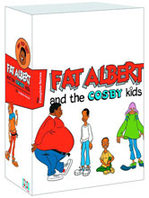 Image: Fat Albert and the Cosby Kids: The Complete Series DVD  - Animation