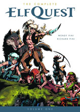 Image: Complete Elfquest Vol. 01 SC  - Dark Horse Comics