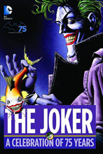 Image: Joker: A Celebration of 75 Years HC  - DC Comics