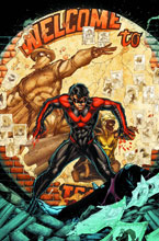 Image: Nightwing Vol. 04: Second City SC  (N52) - DC Comics