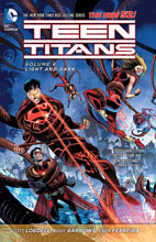 Image: Teen Titans Vol. 04: Light and Dark SC  (N52) - DC Comics