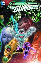 Image: Green Lantern: New Guardians Vol. 03 - Love & Death SC  (N52) - DC Comics