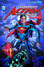 Image: Superman - Action Comics Vol. 03: At the End of Days SC  (N52) - DC Comics