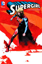 Image: Supergirl Vol. 04: Out of the Past SC  (N52) - DC Comics