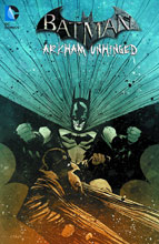 Image: Batman: Arkham Unhinged Vol. 04 HC  - DC Comics