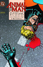 Image: Animal Man Vol. 06: Flesh and Blood SC  - DC Comics - Vertigo