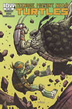 Image: Teenage Mutant Ninja Turtles #35 - IDW Publishing
