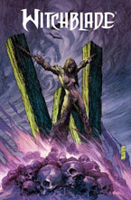 Image: Witchblade: Borne Again Vol. 01 SC  - Image Comics - Top Cow