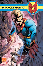 Image: Miracleman #7 (variant cover - Davis) - Marvel Comics