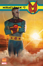 Image: Miracleman #7 (variant cover - Maleev) - Marvel Comics