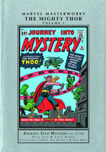 Image: Marvel Masterworks: The Mighty Thor Vol. 01 HC  (new printing) - Marvel Comics
