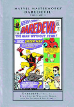 Image: Marvel Masterworks Daredevil Vol. 01 HC  (new printing) - Marvel Comics