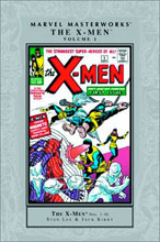Image: Marvel Masterworks X-Men Vol. 01 HC  (new printing) - Marvel Comics