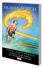 Image: Marvel Masterworks: The Human Torch Vol. 01 SC  - Marvel Comics