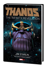 Image: Thanos: Infinity Revelation HC  - Marvel Comics